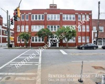 244 Peters St Sw Unit 20 #Unit 20, Atlanta, GA 30313 1 Bedroom Condo