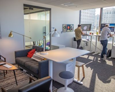Private Office for 8 at Gather- Norfolk