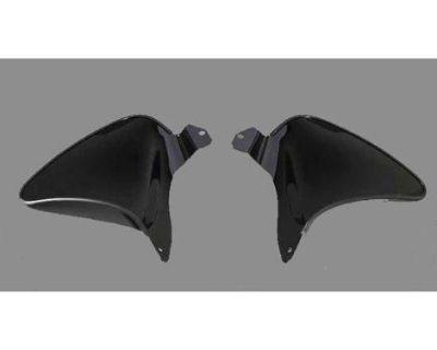 New Yamaha Apex Snowmobile Mega Shield Side Deflector Kit Sma-5hg96-60-00