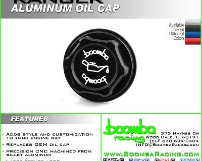 Ranger Aluminum Oil Cap In Stock!