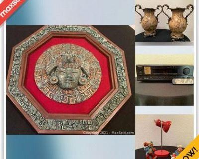 Denver Downsizing Online Auction - East Exposition Avenue