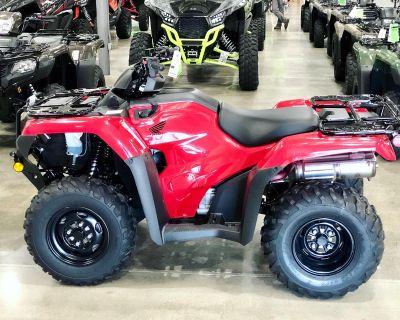 2021 Honda FourTrax Rancher 4x4 ES ATV Utility Corona, CA