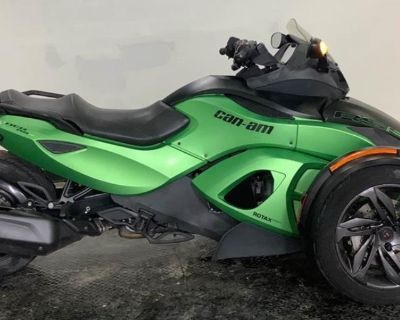 2013 Can-Am Spyder RS-S SE5 3 Wheel Motorcycle Houston, TX