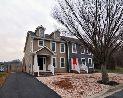 426 Johnson - Charming duplex in Historic Lewes! - Lewes
