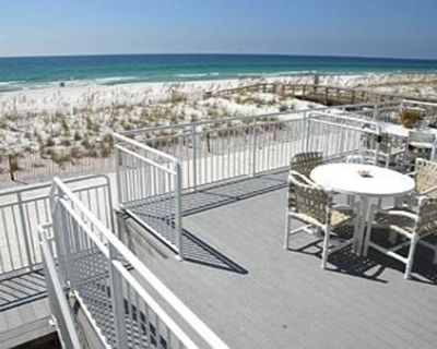 Beautiful Pensacola Beach, Gulf Front 4BR/3.5BA, 3-Story Home - White Sands First