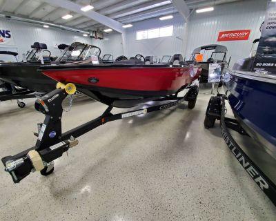 2021 Crestliner 1850 FISH HAWK SC JS Aluminum Fish Boats Kaukauna, WI