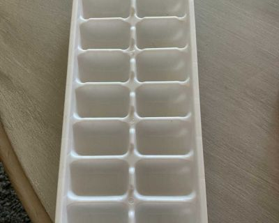 Ice cube tray perfect for dorm room!