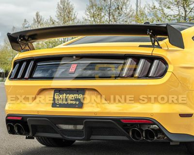 Extreme Online Store | 2015-Up Ford Mustang GT500 Rear Spoiler High Wing $749.98
