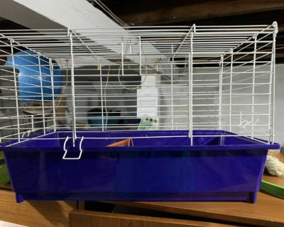 Rabbit Cage and Accessories