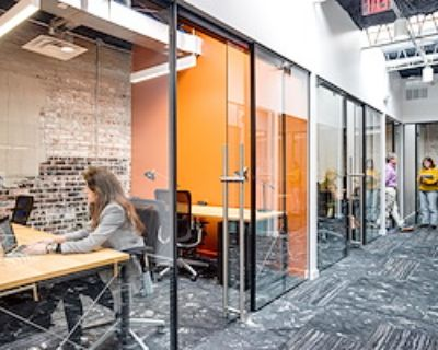 Private Office for 3 at The Loop 215 - Powered by 25N