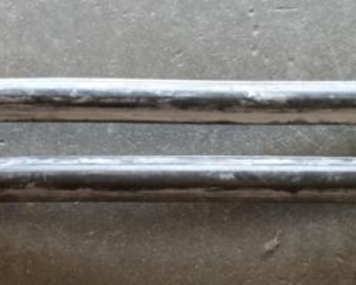 Deluxe Rear Bumper Rubber Insert Pieces