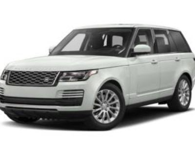 2018 Land Rover Range Rover Autobiography V8 Supercharged SWB