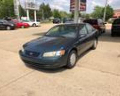 1997 Toyota Camry 4dr