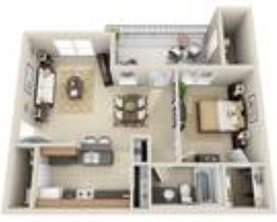 City Place at Westport - One Bedroom A2