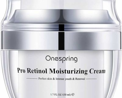 Retinol Cream for Face,Onespring Wrinkle Cream,Firming Cream for Women