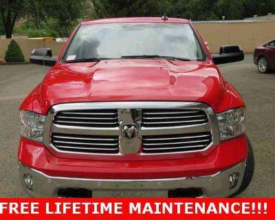 2017 Ram 1500 Big Horn 4 WHEEL DRIVE!!!