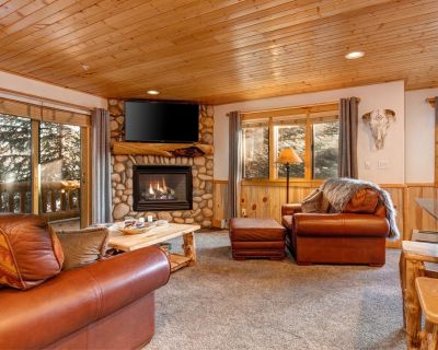 Mountainside Hideaway Two Master Suites, Minutes to Slopes, Hot Tub - Park City