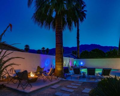 Modern gem w/ private pool/hot tub, outdoor dining & great location - dogs OK! - Palm Springs