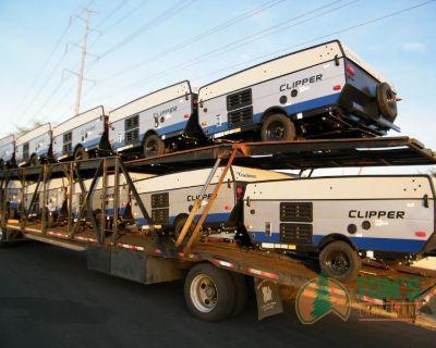 2021 Coachmen Rv Clipper Camping Trailers Clpper Pop Up Tent Trailers