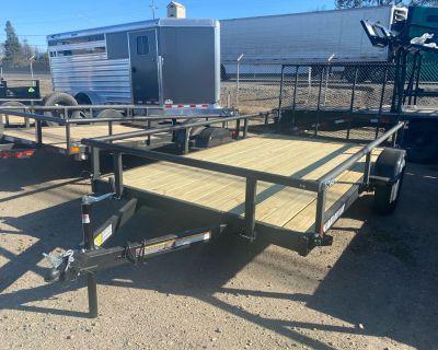 2021 Karavan Trailers 82x13 wood deck Trailer - Utility Elk Grove, CA