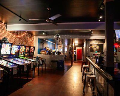 Classic Arcade Bar - Asheville's Downtown Arcade Bar, Asheville, NC