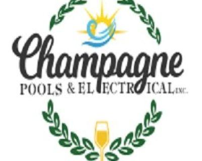 Champagne Pools & Electrical, Inc.