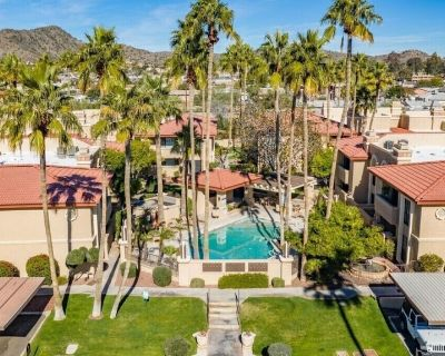 Amazing Condo with Heated Pool, WiFi, Gated, Tennis, Basketball, Ground Floor! - North Mountain