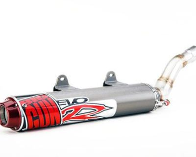 Biggun Exhaust 09-1432 Big Gun - Evo Race Series - Exhaust Honda Slip On Honda T
