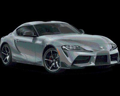 New 2021 Toyota Supra Premium 2 door Rear Wheel Drive