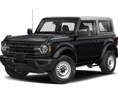 New 2021 Ford Bronco 4WD Convertible