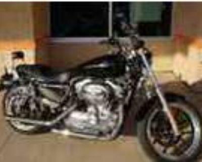 11 Harley Davidson Sportster 883 Superlow Exhaust Added Accessori