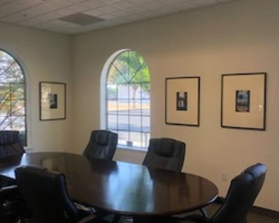 Training Room for 8 at Modesto Conference/Office/Meeting Rooms
