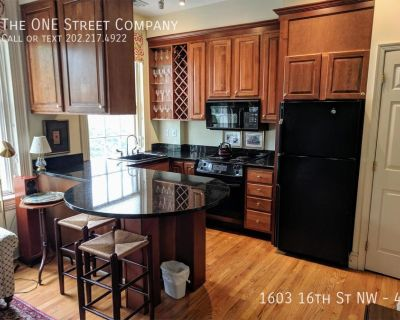 Townhouse Rental - 1603 16th St NW
