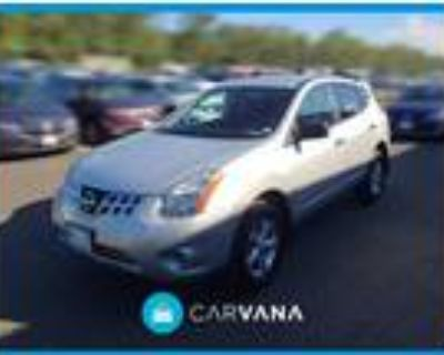 2012 Nissan Rogue Silver, 38K miles