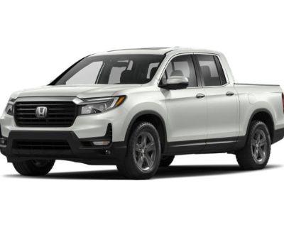 New 2021 Honda Ridgeline RTL-E AWD Crew Cab Pickup