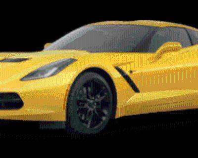 2019 Chevrolet Corvette Z51 1LT