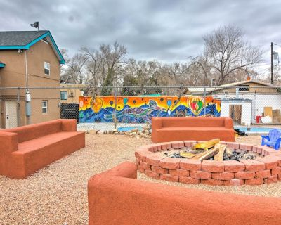 NEW! Easy ABQ Living: Central Apt w/ Shared Pool! - Silver Hill