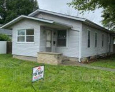 1201 W Oak St, West Frankfort, IL 62896 2 Bedroom House