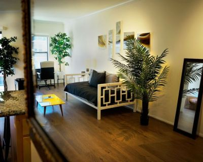 Downtown Los Angeles Amazing vacation cozy work space 1 bedroom home apartment - City West