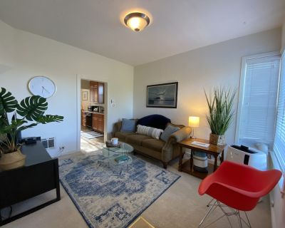 West Seattle Home with Space needle & Dt Seattle views - North Delridge