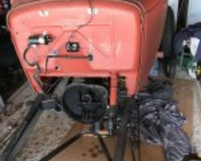 31 Ford Hi Boy (project) for sale.