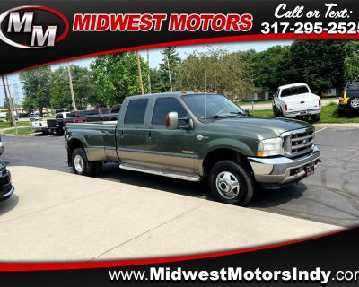 """Used 2004 Ford Super Duty F-350 DRW Crew Cab 172"""" King Ranch 4WD"""