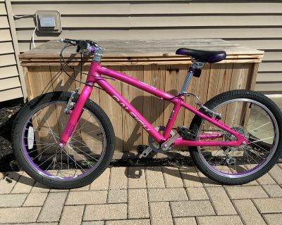 Raleigh Lily girls 20 inch bike