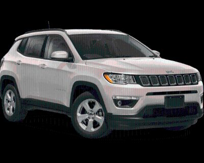 Pre-Owned 2018 Jeep Compass Limited 4WD 4D Sport Utility