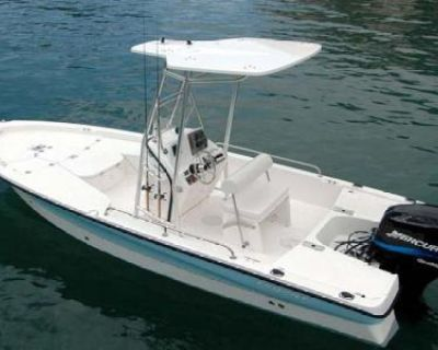 2005 Trophy Marine 1901 Bay Pro