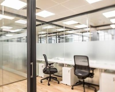 Private office for 1-2 people ALL INCLUSIVE at 2550 Pacific Avenue