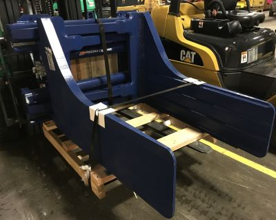 2017 Rightline Bale Clamps