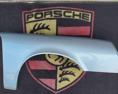 Porsche 911 74-89 Narrow Body Iris Blue Fenders