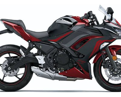 2021 Kawasaki Ninja 650 ABS Sport La Marque, TX