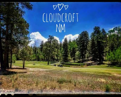 Golf Course Living at 9000ft Altitude in the Village of Cloudcroft NM - Cloudcroft